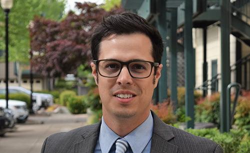 Photograph of Attorney Ralph Gzik